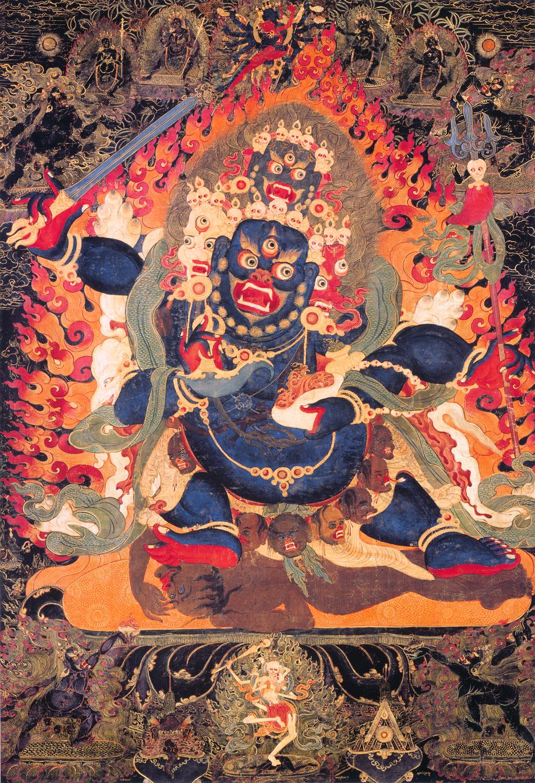 Retraite de pratique des Protecteurs et Guru Yoga - COMPLET